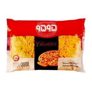 پنیر پیتزا رنده شده چدار 1000 گرمی 9595