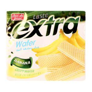 ویفر پذیرایی موز 45گرمی شیرین عسل