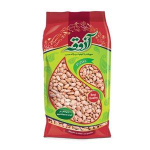 لوبیا چیتی بسته سلفونی 900 گرمی آذوقه