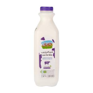شیر بطری کم چرب 945 سی سی چوپان