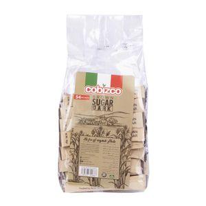 شکر قهوه ای دارک پاکتی 54 ساشت کوبیزکو