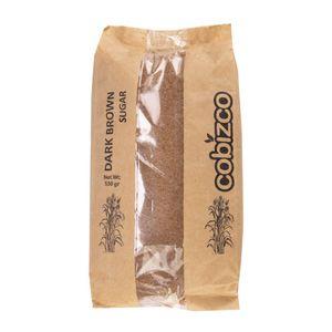 شکر قهوه ای دارک پاکتی 530 گرمی کوبیزکو