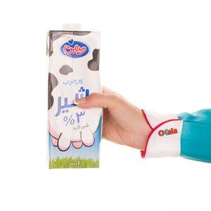 فروشگاه اینترنتی شیر ساده پرچرب اسکوئر 1 لیتری میهن