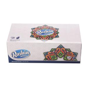 سوپر مارکت اینترنتی دستمال کاغذی جعبه ای 300 برگ  راشین