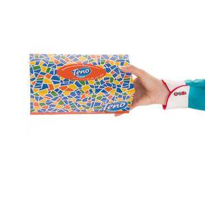 سوپر مارکت اینترنتی دستمال کاغذی150 برگ 2 لایه تنو