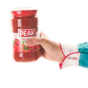 خرید اینترنتی کنسرو رب گوجه شیشه 700 گرمی پیک