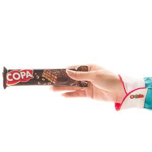 سوپر مارکت اینترنتی ویفر شکلاتی تلخ 32 گرمی کوپا