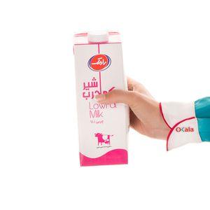 سوپر مارکت اینترنتی شیر  کم چرب 1 لیتری  رامک