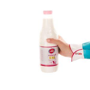 سوپر مارکت اینترنتی شیر  نیم چرب 1 لیتری  رامک