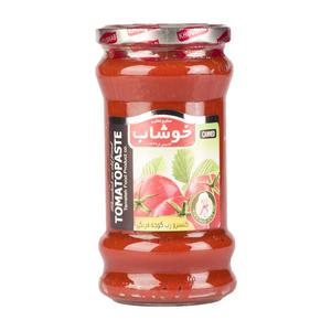 رب گوجه فرنگی شیشه 600 گرمی خوشاب