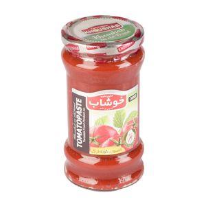 سوپر مارکت اینترنتی رب گوجه فرنگی شیشه 600 گرمی خوشاب