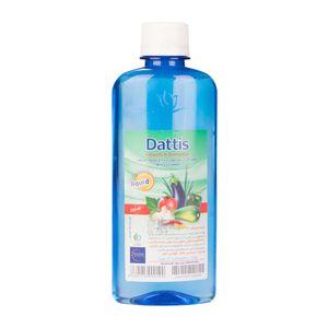 محلول ضد عفونی کننده سبزیجات  250 سی سی داتیس