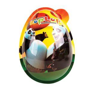 تخم مرغ شانسی مدل تخم مرغی طرح پاندا لپ لپ