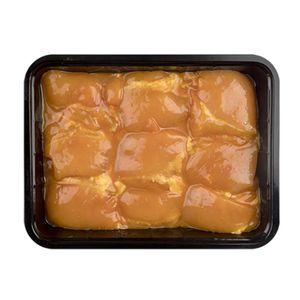 سوپر مارکت اینترنتی جوجه کباب مرغ زعفرانی نیمه آماده 900 گرمی کیمبال