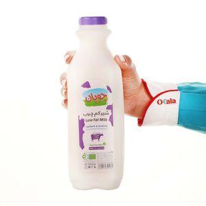 سوپر مارکت اینترنتی شیر بطری کم چرب 945 سی سی چوپان
