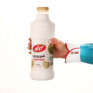 سوپر مارکت اینترنتی شیر پر چرب بطری 1000 گرمی کاله