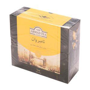 چای تی بگ نامبروان پاکتدار 100 عددی احمد