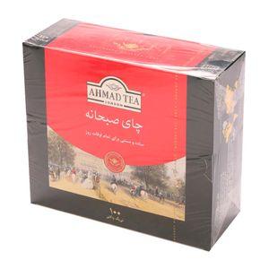 تی بگ صبحانه پاکتدار 100 عددی احمد