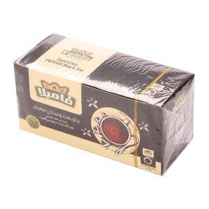 چای کیسه ای معطر لفاف دار 25 عددی فامیلا