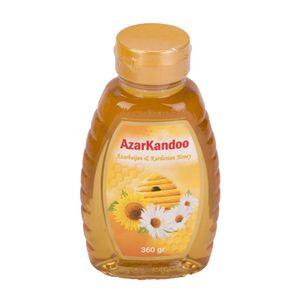 خرید اینترنتی عسل پت 360 گرمی آذر کندو