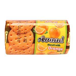 بیسکوئیت پرتقال 180 گرمی آوند