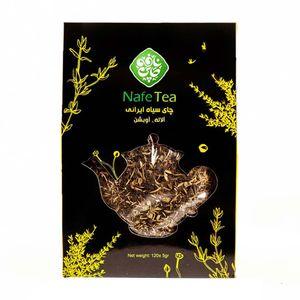 چای سیاه آلاله ارگانیک 120 گرمی نافه