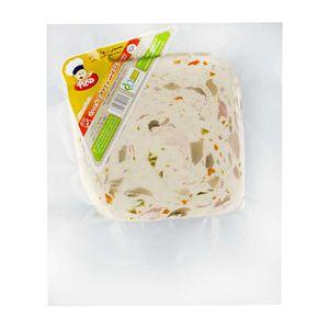 کالباس قارچ و مرغ 55% 250 گرمی هایزم