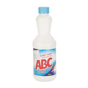 مایع سفید کننده 1 لیتری آ ب ث