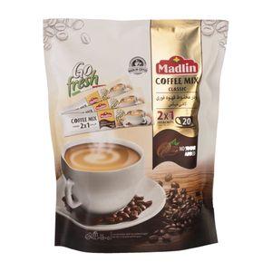 پودر قهوه فوری 2 در 1 280 گرمی مادلین