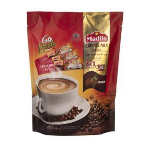 پودر قهوه فوری 3 در 1  360گرمی مادلین