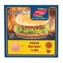 مرغ برگر 65% 400 گرمی کوروش پروتئین