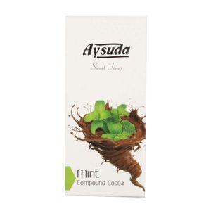 شکلات کاکائویی تابلت نعناع 75گرمی آی سودا