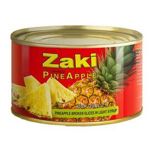 کمپوت آناناس خورد 454 گرمی زکی