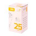 سوپر مارکت اینترنتی لامپ حبابی 25 وات آفتابی ال ای دی بروکس