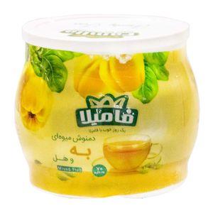 دمنوش میوه ای به و هل 70گرمی فامیلا
