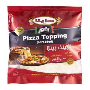 پنیر پیتزا 180 گرمی هایلا