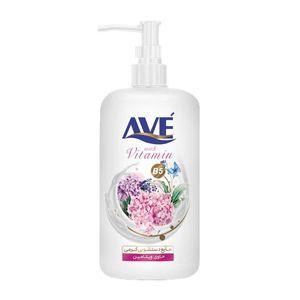 مایع دستشویی کرمی ویتامینه شیر و شکوفه 450گرمی اوه