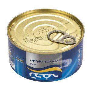 فروشگاه اینترنتی کنسرو تن ماهی دودی کلیدار 180 گرمی تحفه
