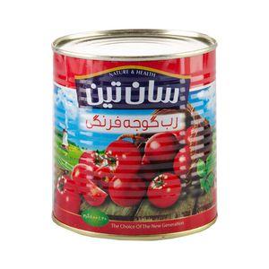 رب گوجه فرنگی 800 گرمی سانتین