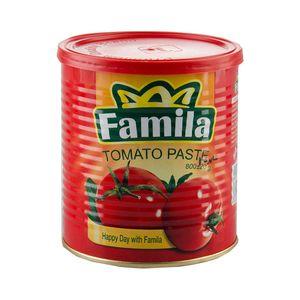 سوپر مارکت اینترنتی رب گوجه فرنگی 800 گرمی فامیلا