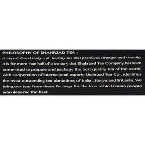 خرید چای تی بگ ارل گری لفافدار 25 عددی شهرزاد