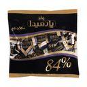 شکلات پاکتی 84 درصد تلخ 330 گرمی پارمیدا