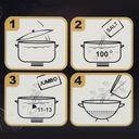 خرید آنلاین ماکارونی فرمی جامبو شلز 500 گرمی زرماکارون